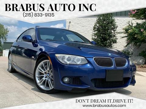 Used Cars In Philadelphia >> 2011 Bmw 3 Series For Sale In Philadelphia Pa