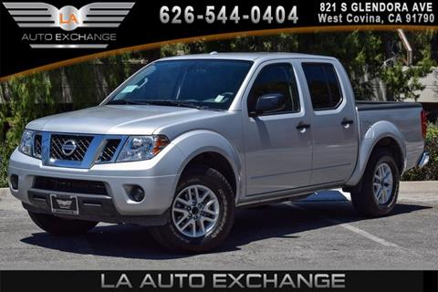 2016 Nissan Frontier for sale in West Covina, CA