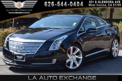 2014 Cadillac ELR for sale in West Covina, CA