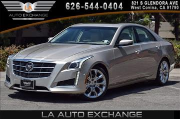 2014 Cadillac CTS for sale in West Covina, CA
