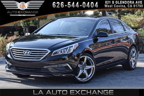 2015 Hyundai Sonata for sale in West Covina, CA
