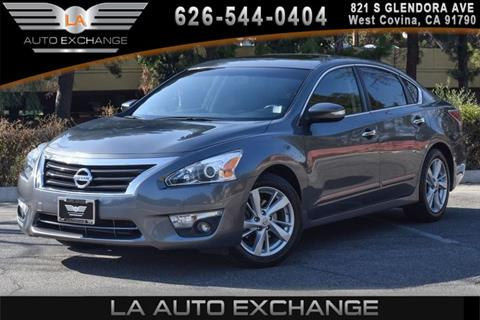2014 Nissan Altima for sale in West Covina, CA