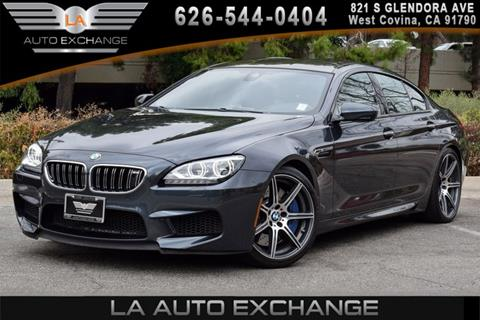 2014 BMW M6 for sale in West Covina, CA