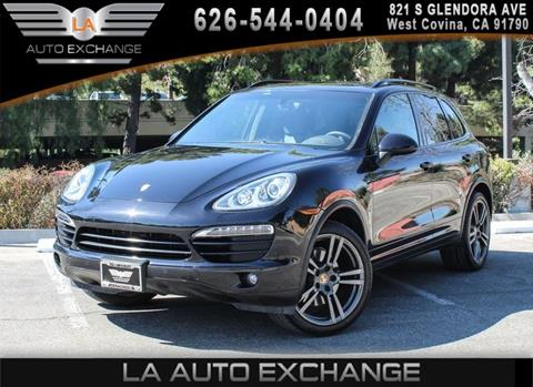 2013 Porsche Cayenne for sale in West Covina, CA