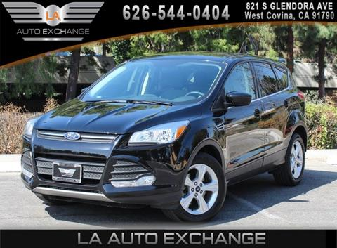 2016 Ford Escape for sale in West Covina, CA