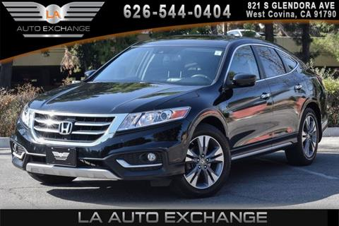 2014 Honda Crosstour for sale in West Covina, CA