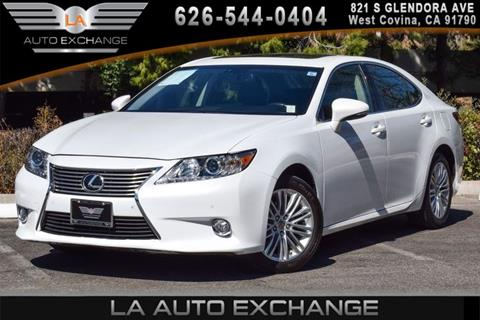 2013 Lexus ES 350 for sale in West Covina, CA