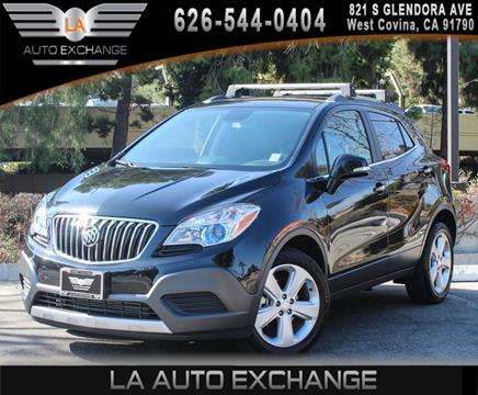 2015 Buick Encore for sale in West Covina, CA