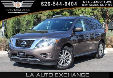 2016 Nissan Pathfinder for sale in West Covina, CA