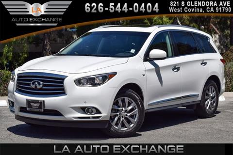2014 Infiniti QX60 for sale in West Covina, CA