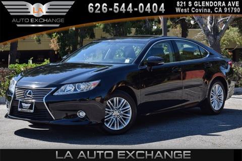 2014 Lexus ES 350 for sale in West Covina, CA