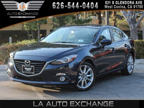 2014 Mazda MAZDA3 for sale in West Covina, CA