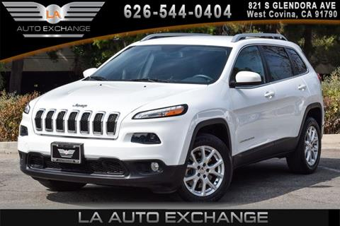 2014 Jeep Cherokee for sale in West Covina, CA