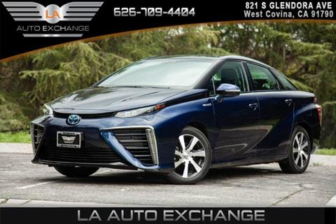 2016 Toyota Mirai for sale in West Covina, CA