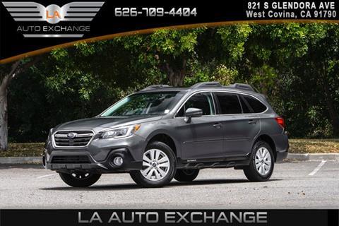 2018 Subaru Outback for sale in West Covina, CA