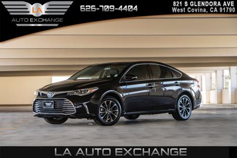 2016 Toyota Avalon for sale in West Covina, CA