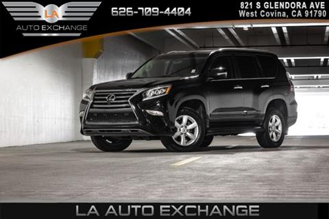 2017 Lexus GX 460 for sale in West Covina, CA
