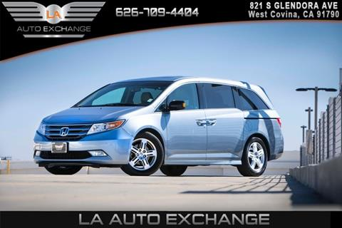 2012 Honda Odyssey for sale in West Covina, CA