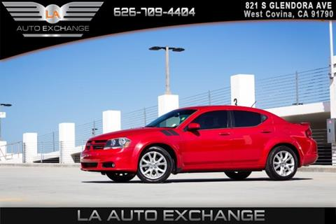 2014 Dodge Avenger for sale in West Covina, CA
