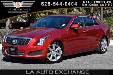 2014 Cadillac ATS for sale in West Covina, CA