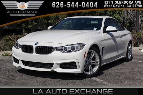 2014 BMW 4 Series for sale in West Covina, CA