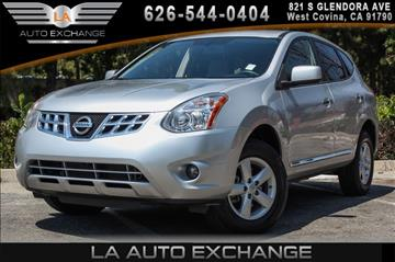 2013 Nissan Rogue for sale in West Covina, CA