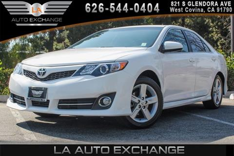 2014 Toyota Camry for sale in West Covina, CA