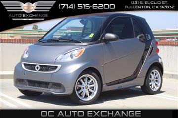 2015 Smart fortwo for sale in Fullerton, CA