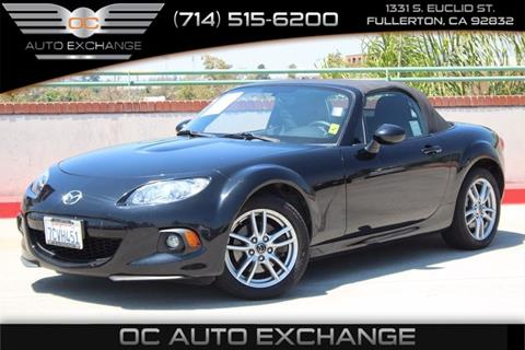 2014 Mazda MX-5 Miata for sale in Fullerton, CA