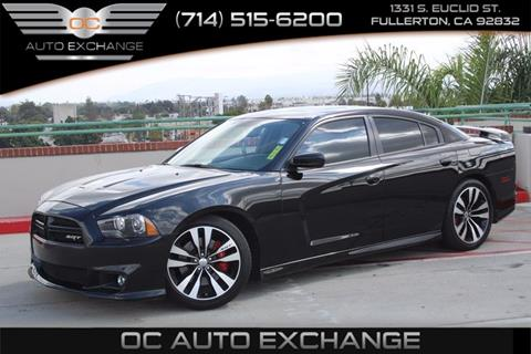 2013 Dodge Charger for sale in Fullerton, CA