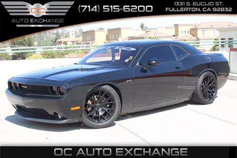 2014 Dodge Challenger for sale in Fullerton, CA