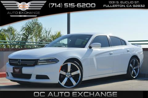 2015 Dodge Charger for sale in Fullerton, CA
