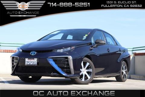 2016 Toyota Mirai for sale in Fullerton, CA