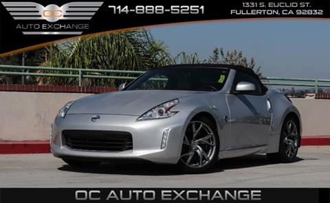 2015 Nissan 370Z for sale in Fullerton, CA