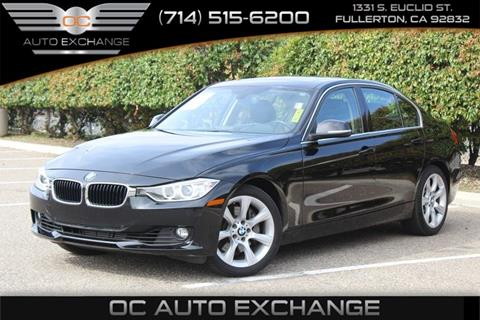 2015 BMW 3 Series for sale in Fullerton, CA