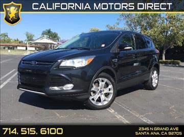 2013 Ford Escape for sale in Santa Ana, CA