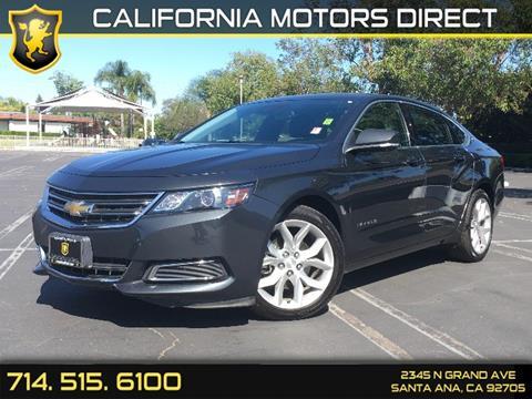 2014 Chevrolet Impala For Sale  Carsforsalecom