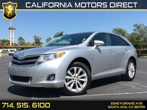 2014 Toyota Venza for sale in Santa Ana, CA