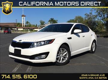 2013 Kia Optima for sale in Santa Ana, CA