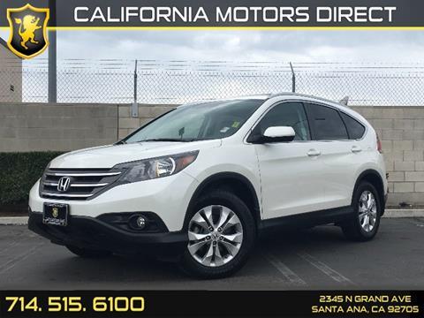 2014 Honda CR-V for sale in Santa Ana, CA