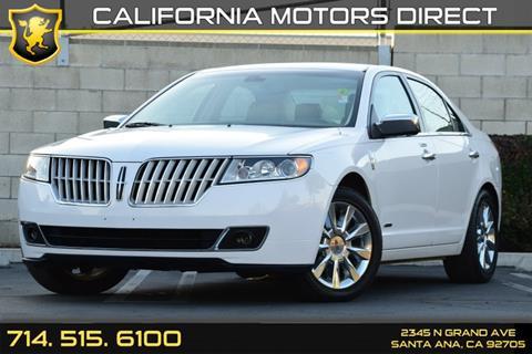 2012 Lincoln MKZ Hybrid for sale in Santa Ana, CA