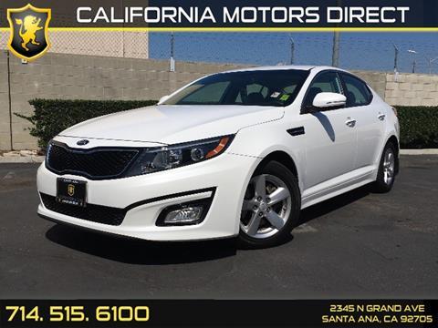 2014 Kia Optima for sale in Santa Ana, CA