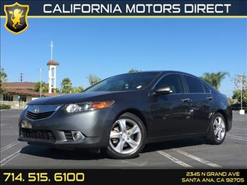 2011 Acura TSX for sale in Santa Ana, CA