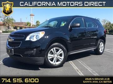2015 Chevrolet Equinox for sale in Santa Ana, CA