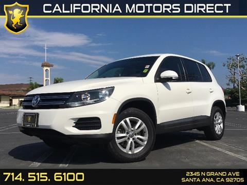 2012 Volkswagen Tiguan for sale in Santa Ana, CA