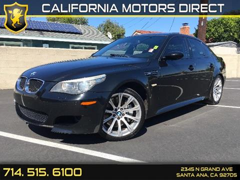 2008 BMW M5 for sale in Santa Ana, CA