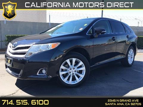 2014 Toyota Venza for sale in Santa Ana, CA
