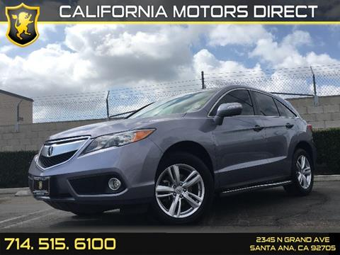 2015 Acura RDX for sale in Santa Ana, CA