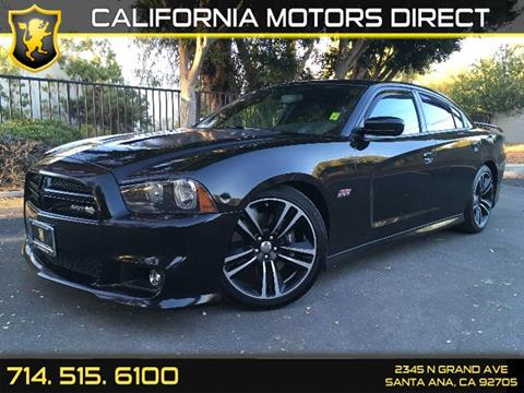 2012 Dodge Charger for sale in Santa Ana, CA