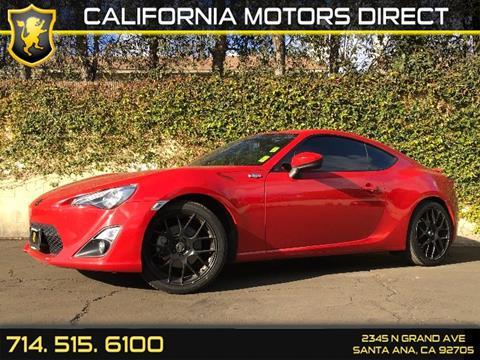 2014 Scion FR S For Sale In Santa Ana, CA